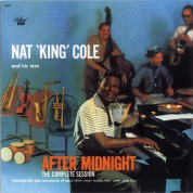 """Nat """"King"""" Cole: After Midnight - Complete Sessions - CD"""