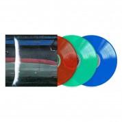 Paul McCartney: Wings Over America (Red / Green / Blue Tranparent Vinyl) - Plak