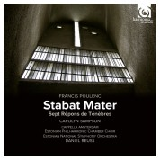 Carolyn Sampson, Daniel Reuss: Francis Poulenc: Stabat Mater - CD