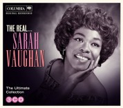 Sarah Vaughan: The Real - CD