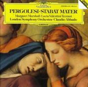 Claudio Abbado, London Symphony Orchestra, Lucia Valentini Terrani, Margaret Marshall: Pergolesi: Stabat Mater - CD