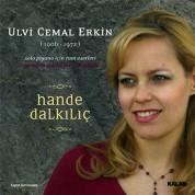 Hande Dalkılıç: Erkin: Solo Piyano İçin Tüm Eserleri - CD