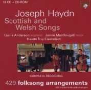 Lorna Anderson, Jamie MacDougall: Haydn Scottish and Welsh Songs - CD