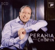 Murray Perahia: Perahia Plays Chopin - CD