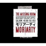 Moriarty: The Missing Room - CD