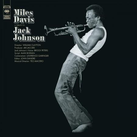 Miles Davis: A Tribute To Jack Johnson - Plak
