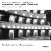 Michelle Makarski, Thomas Larcher: Elogio per un'ombra - CD