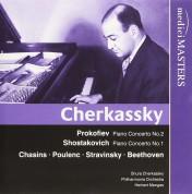 Shura Cherkassky, Harold Jackson, Philharmonia Orchestra, Herbert Menges: Shura Cherkassky Plays Piano Concertos - CD
