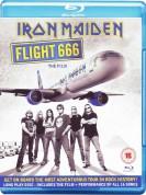 Iron Maiden: Flight 666 - The Film - BluRay