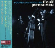 Four Freshmen: Young & Foolish: Live In Holland - CD