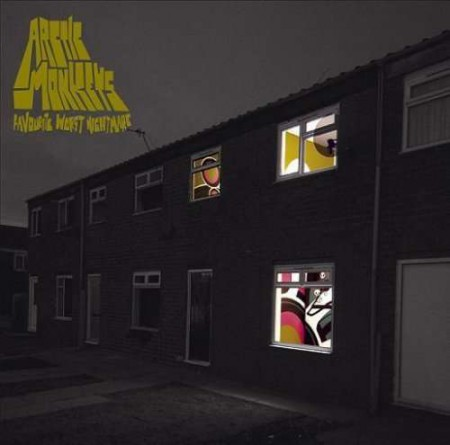 Arctic Monkeys: Favourite Worst Nightmare - Plak