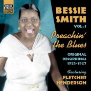 Bessie Smith: Smith, Bessie: Preachin' the Blues (1925-1927) - CD