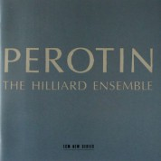 The Hilliard Ensemble: Perotin - CD
