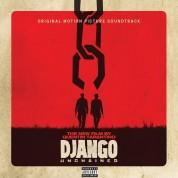 Çeşitli Sanatçılar: OST - Django Unchained (Quentin Tarantino) - Plak