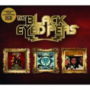 Black Eyed Peas: Bridging The Gap/Monkey Business/Elephunk - CD