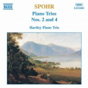 Spohr: Piano Trios Nos. 2 and 4 - CD