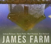 Joshua Redman Quartet: James Farm - CD