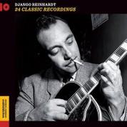 Django Reinhardt: 24 Classic Recordings - CD