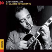 Django Reinhardt: 24 Classic Recordings - CD