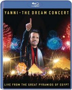 Yanni: The Dream Concert: Live From The Great Pyramids Of Egypt - BluRay
