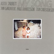 Keith Jarrett, Jan Garbarek, Palle Danielsson, Jon Christensen: My Song - Plak
