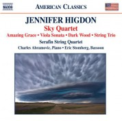 Charles Abramovic, Serafin String Quartet, Eric Stomberg: Higdon: Early Chamber Works - CD