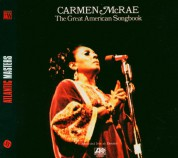 Carmen McRae: The Great American Songbook - CD