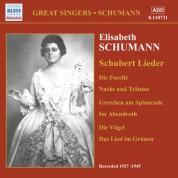 Elisabeth Schumann: Schumann, Elisabeth: Schubert Lieder (1927-1945) - CD