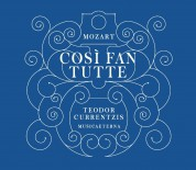 Teodor Currentzis, Musica Eterna: Mozart: Così Fan Tutte - CD
