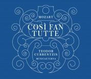 Teodor Currentzis, Musica Eterna: Mozart: Così Fan Tutte - CD