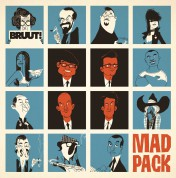 Bruut!: Mad Pack - Plak