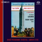 Freddy Kempf, Bergen Philharmonic Orchestra, Andrew Litton: Gershwin: Rhapsody in Blue - SACD