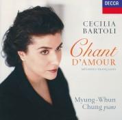 Cecilia Bartoli, Myung-Whun Chung: Cecilia Bartoli - Chant D'amour - CD