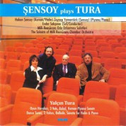 Hakan Şensoy, Zeynep Yamantürk: Şensoy Plays Tura - CD