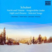 Tamara Takacs: Schubert: Night and Dreams - Selected Songs - CD