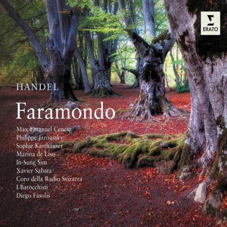 Max Emanuel Cencic, Philippe Jaroussky, Sophie Karthäuser, Choeur de la Radio Suisse, I Barocchisti, Diego Fasolis: Handel: Faramondo - CD