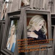 Miah Persson, Joseph Breinl: Clara & Robert Schumann: Portraits - SACD