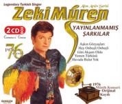 Zeki Müren: Yayınlanmamış Şarkılar (Canlı Kayıt) - CD