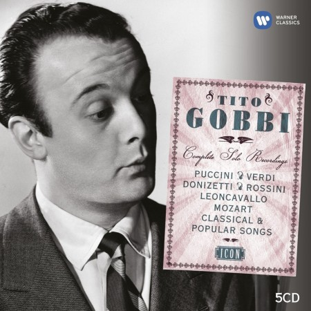 Tito Gobbi - Complete Solo Recordings - CD