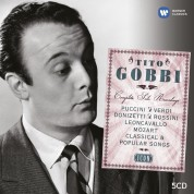 Tito Gobbi - Complete Solo Recordings - CD