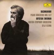 Krystian Zimerman, Seiji Ozawa, Boston Symphony Orchestra: Rachmaninov: Piano Concertos No. 1 & 2 - Plak
