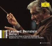 Mahler: Bernstein Compl. Recordings Vol. I - CD