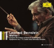 Mahler: Bernstein Compl. Recordings Vol. I - CD