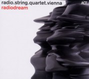 radio.string.quartet.vienna: Radiodream - CD