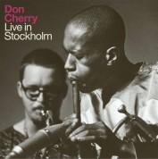 Don Cherry: Live in Stockholm - Plak