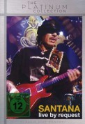 Carlos Santana: Live By Request - DVD