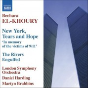El-Khoury: New York, Tears and Hope / The Rivers Engulfed - CD