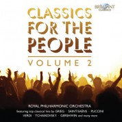 Royal Philharmonic Orchestra, Charles Dutoit: Classics for the People, Vol. 2 - CD