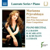 Marianna Prjevalskaya: Piano Recital - CD