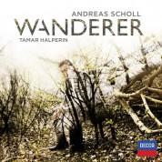 Tamar Halperin, Andreas Scholl: Andreas Scholl - Wanderer - CD